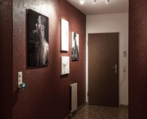 Eingangsbereich - metamorphoto Fotostudio Zürich